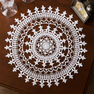 Aunt Lydia's Affinity Doily in color