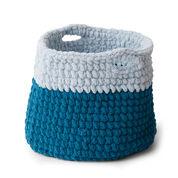 Bernat Crochet Basket
