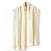 Patons Shandeh's Knit Cushy Lace Wrap