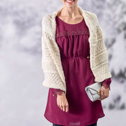 Go to Product: Red Heart Winter Trellis Shawl in color