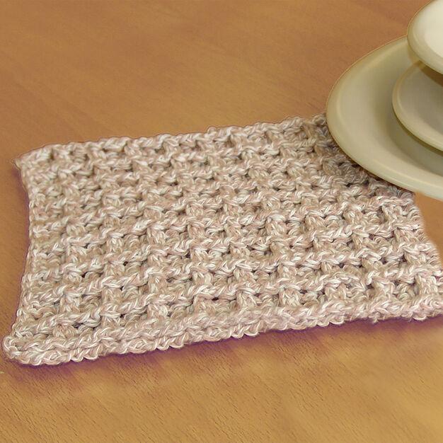 Lily Sugar'n Cream Dishcloth