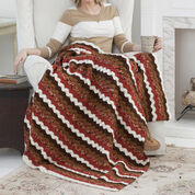 Go to Product: Red Heart Lodge Cabin Throw in color