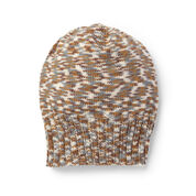 Sugar Bush Fire and Ice Knit Slouchy Hat