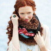 Patons Russian Rose Cowl