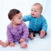Go to Product: Bernat Top Down Cardigan, Boy - 6 mos in color