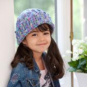 Red Heart Cuffed Cutie Hat