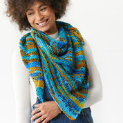 Go to Product: Red Heart Paradise Island Shawl in color
