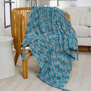 Go to Product: Red Heart Modern Granny Throw in color