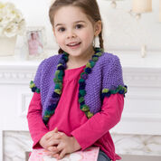 Go to Product: Red Heart Girls Bolero, 2 yrs in color