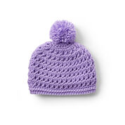 Go to Product: Caron Pebbled Texture Crochet Hat, 2/4 yrs in color