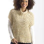 Caron Cowl Vest, XS
