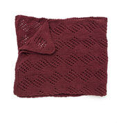 Go to Product: Bernat Angled Eyelets Blanket in color