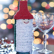 Bernat Gnome for the Holidays Wine Bottle Cozy