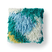Go to Product: Bernat Freeform Fringe Crochet Cushion in color