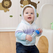 Go to Product: Red Heart Soft and Sweet Hoodie, 3/6 mos in color