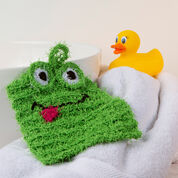 Go to Product: Red Heart Froggy Scrubby in color