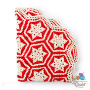 Go to Product: Bernat Scandinavian Snowflake Crochet Afghan in color