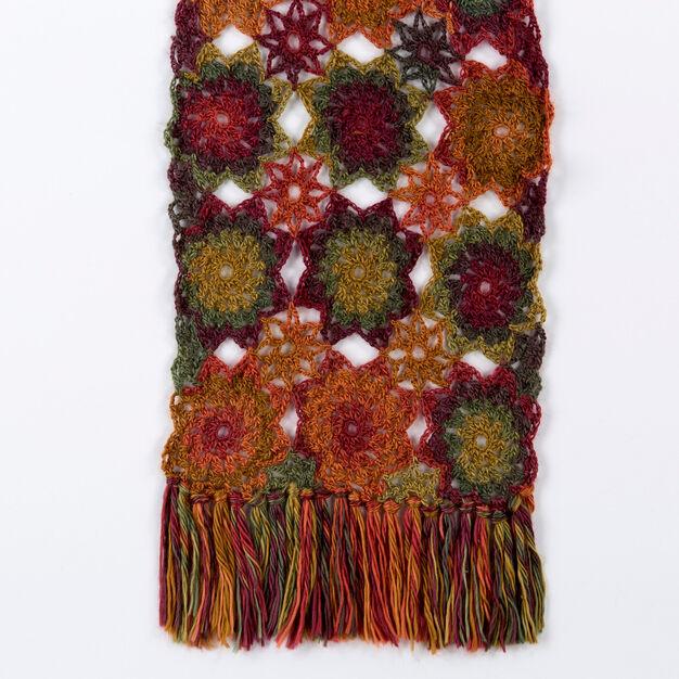 Red Heart Crochet Rory Shawl   Yarnspirations