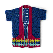 Go to Product: Red Heart Bohemian Chic Color Cardi, S in color