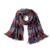 Go to Product: Bernat Generous Crochet Scarf in color