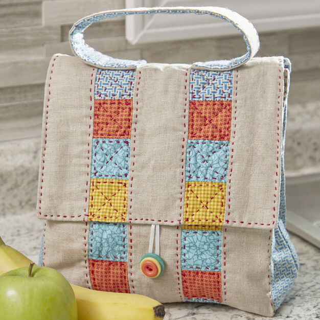 Dual Duty Lunch-to-Go Bag in color