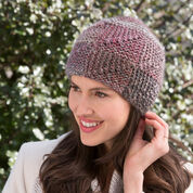 Go to Product: Red Heart Shaded Mitered Hat in color