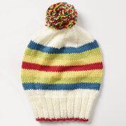Caron Polychromatic Hat