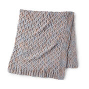 Go to Product: Bernat Lattice Stitch Knit Blanket in color