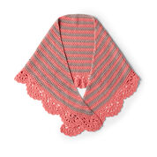 Go to Product: Red Heart Chic and Strong Crescent Shawl in color