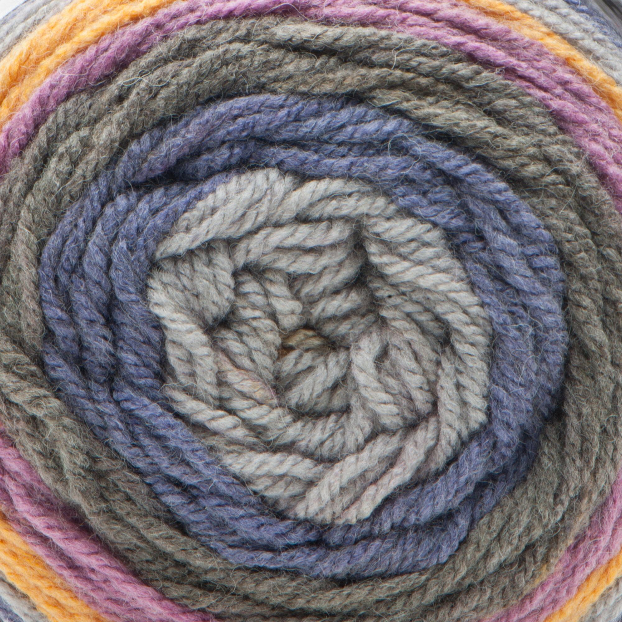 Caron Cakes Yarn, Plum Crisp - Clearance Shades