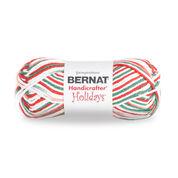 Bernat Handicrafter Holidays Yarn, Mistletoe Ombre - Clearance Shades*