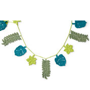 Go to Product: Lily Sugar'n Cream Better Be-Leaf It Crochet Garland in color