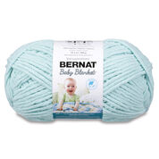 Go to Product: Bernat Baby Blanket Yarn (300g/10.5 oz) in color Seafoam