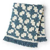 Go to Product: Bernat C2C Crochet Lattice Blanket in color