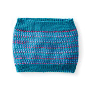 Go to Product: Caron Let It Slip Knit Cowl in color