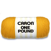 Go to Product: Caron One Pound Yarn in color Sunflower