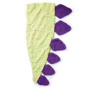 Go to Product: Bernat Dino Tail Crochet Snuggle Sack in color