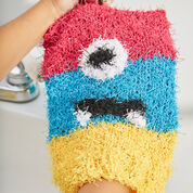 Go to Product: Red Heart Scrubby Monster Mitt in color