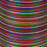 Coats & Clark Cotton Machine Quilting Multicolor Thread 225 yds, Over The Rainbow