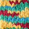 Bernat Blanket Brights Yarn (300g/10.5 oz), Rainbow Shine Varg in color Rainbow Shine Varg