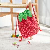 Go to Product: Dual Duty Berry Cute Back Pack - It's a Strawberry! in color