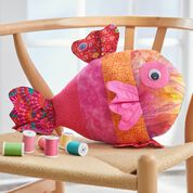 Go to Product: Dual Duty Fishy Fishy Pillow in color