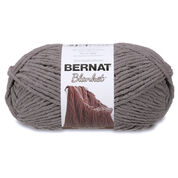 Go to Product: Bernat Blanket Yarn (300g/10.5 oz) in color Dark Gray