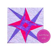 Dual Duty Milky Way Wall Hanging – Block 4