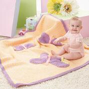 Caron Butterfly Blanket