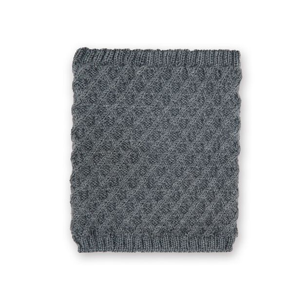Caron Travelling Lines Knit Cowl in color