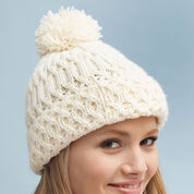 Go to Product: Bernat Aran Hat in color