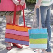Lily Sugar'n Cream Market Tote Bag, Version 1