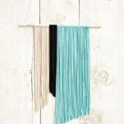 Bernat Fringe Wall Hanging