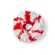 Go to Product: Red Heart Peppermint Wreath in color